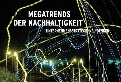 cover der Broschüre Megatrends der Nachhaltigkeit. csr workshop