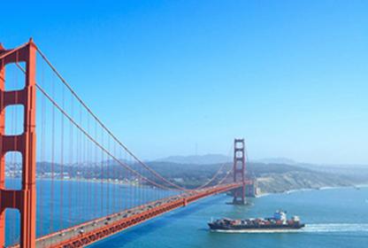 Golden Gate Bridge San Francisco Exportinitiative Energieeffizienz