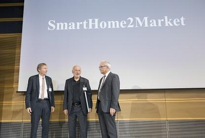 Smarthome2Market 2014 Konferenz im dbb Forum