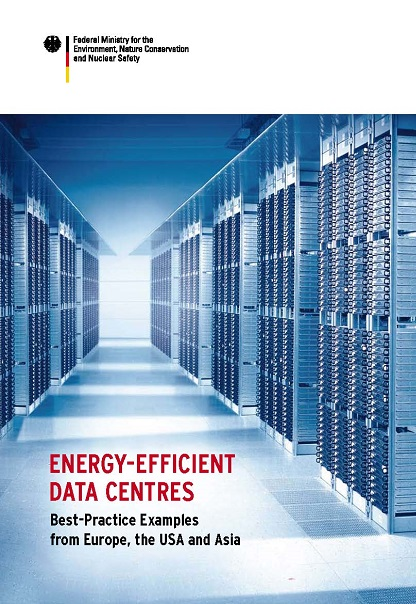 Cover Energy Efficient Data Centres