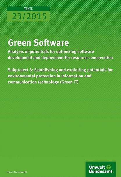 Cover Green Software