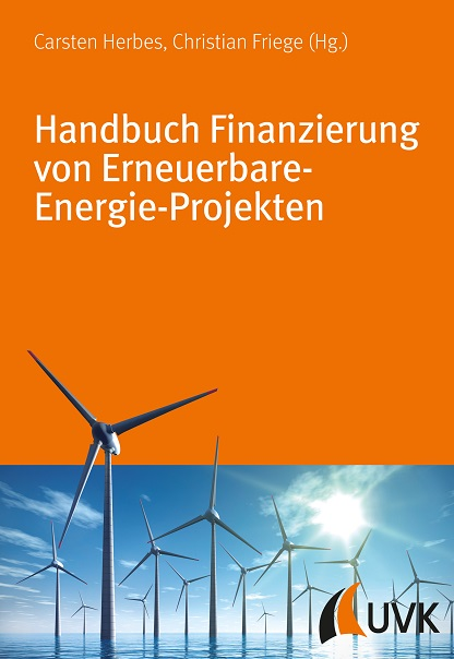 Cover Handbuch Finanzierung