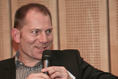 Rals Weiss auf der Konferenz zur Förderung nachhaltigen Unternehmertums