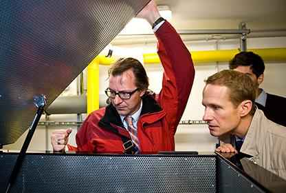 Severin Beucker Inbetriebnahme: Stromorientiert geführtes Blockheizkraftwerk