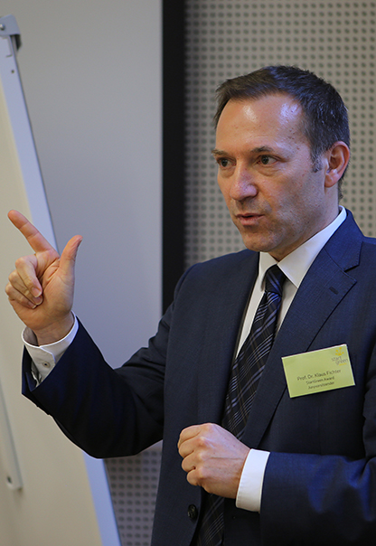 Prof. Dr. Klaus Fichter Borderstep Institut