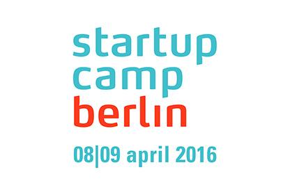 Logo Startup Camp Berlin 2016