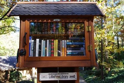 öffentliche Bücherschränke hannover