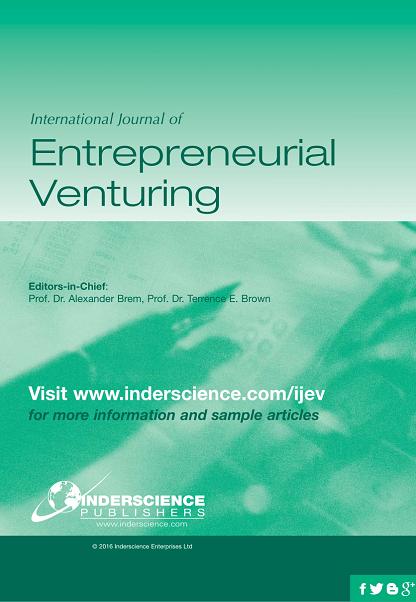entrepreneurial venturing