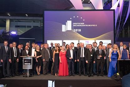 Deutscher Rechenzentrumspreis 2019
