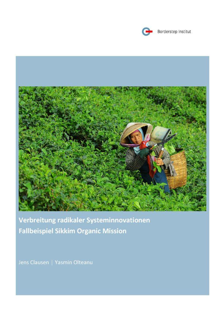 Seit 2014 ist die gesamte landwirtschaftliche Fläche in Sikkim öko-zertifiziert.