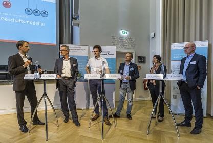 Fachforum Nachhaltige digitale Geschäftsmodelle