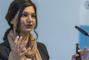 Sustainability Slam Start-up Dialog Dialogreihe