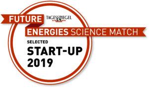 Start-up Dialog Selected Start-up 2019
