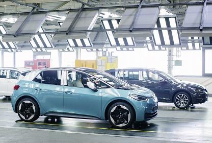 Strukturwandel Automobilbranche